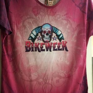2017 Bike Week top new size xxl